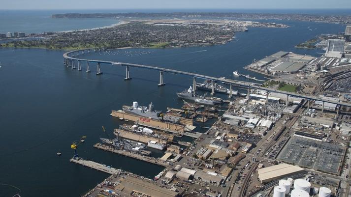 San Diego Ship Repair
